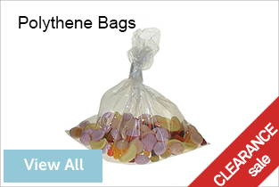 Stock Clearance Polythene Bags