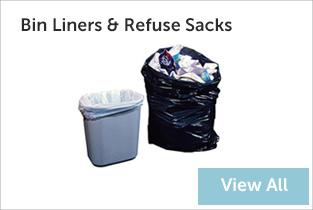 refuse sacks and bin bags