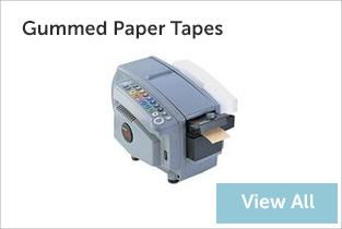 gummed paper tapes